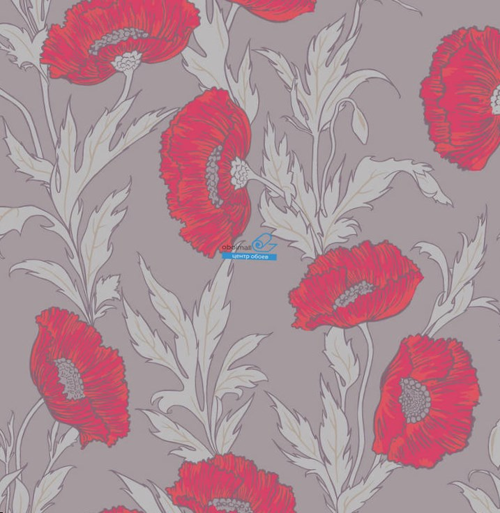 Обои Cole & Son Collection of Flowers 81/1001