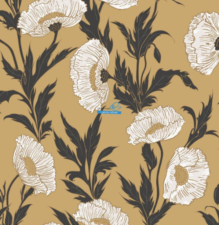 Обои Cole & Son Collection of Flowers 81/1003