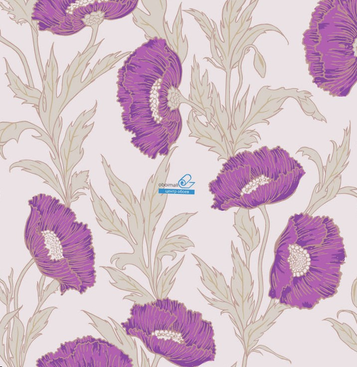 Обои Cole & Son Collection of Flowers 81/1002